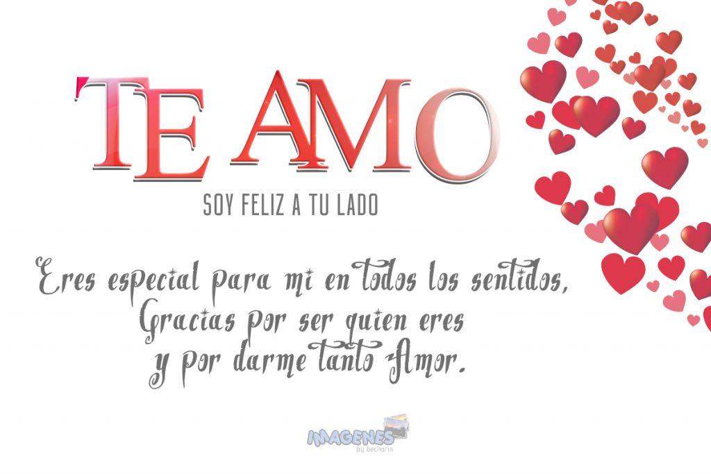 12 Imágenes Románticas Con Frases De Amor Eterno Para Dedicar: Frases De Amor Cortas En Imagenes, Frases Amor Para Enamorar
